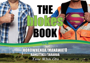 The blokes book launch